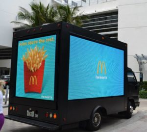 McDonalds on Mobile Media INC