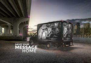 Mobile Digital Billboard advertising